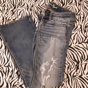 American eagle size 1short